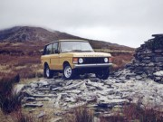 Ngắm Range Rover cổ điển được khôi phục đẹp  ' như mới '