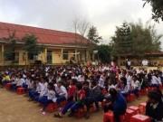 Giáo dục - du học - Quảng Trị báo cáo Bộ GD&ĐT việc hàng trăm học sinh bỏ học sau Tết