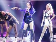 Đông Nhi hát nhảy cực sung vẫn không cứu được học trò tại The Remix