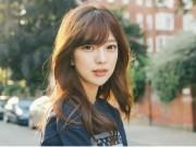 Không cần cắt vẫn có tóc mái bằng Hàn Quốc cực xinh
