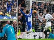 Góc chiến thuật Chelsea - Swansea: Khác biệt Fabregas và cơn mưa