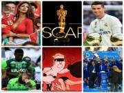 """Oscar bóng đá 2017: Ronaldo giành  """" Nam diễn viên xuất sắc """""""