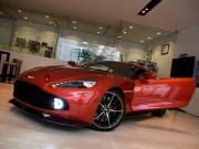 """Chiêm ngưỡng  """" siêu phẩm """"  Aston Martin Vanquish Zagato"""