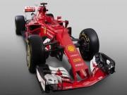 """Thể thao - F1, """"Ngựa chiến"""" 2017 Ferrari: Chỉ số 1, hoặc là số 0"""