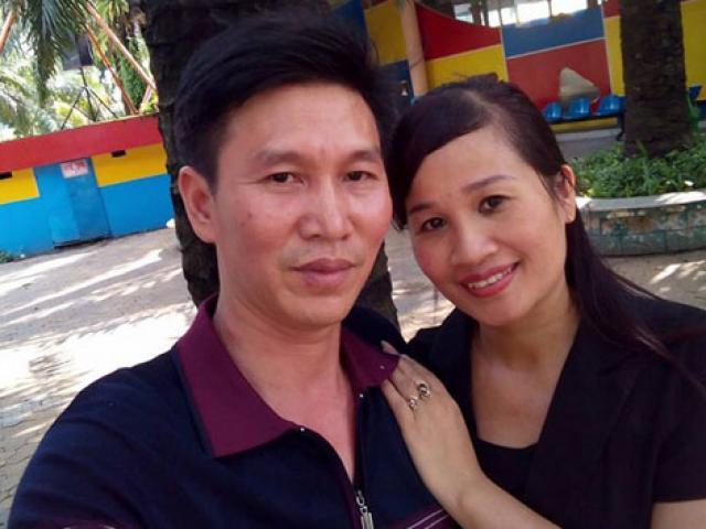 Chồng Lê Thị Dần nói gì khi vợ ôm hôn bạn diễn?