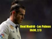 Real Madrid - Las Palmas: Gặp Ronaldo, đôi công dễ thua