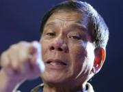 Ông Duterte tuyên chiến với cảnh sát  ninja  tham ô