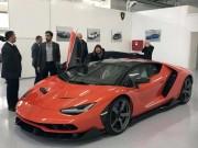 Tin tức ô tô - Lamborghini Centenario đầu tiên giá 61 tỷ đồng đã có chủ