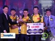Bóng đá - Kỳ tích World Cup của ĐT Futsal VN đoạt giải Fair-Play 2016
