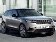 Range Rover Velar ra mắt, giá từ 1,2 tỷ đồng