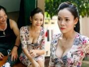 """Choáng với vẻ sexy của  """" hồ ly tinh """"  đóng hài cùng Quang Tèo"""