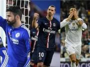 Top 10 siêu sao bị ghét nhất: Ronaldo chưa phải số 1