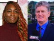 Tin thể thao HOT 2/3: BLV thể thao đau tim vì sao quần vợt