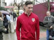 Torres chấn thương kinh hoàng: Có thể mất trí nhớ tạm thời