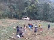 Tin tức trong ngày - Xe khách lao xuống vực sâu ở Sa Pa, 23 người thương vong