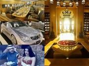 Lối sống xa hoa thách thức mọi  dân chơi  của quý tộc Ả Rập Saudi