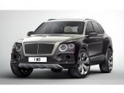 Bentley Bentayga Mulliner: Nâng tầm SUV siêu sang
