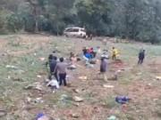 Xe khách lao xuống vực ở Sa Pa: Các nạn nhân có quan hệ họ hàng