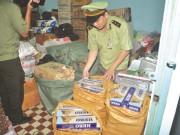 Thị trường - Tiêu dùng - Thuốc lá lậu gây thất thu thuế 8.000 tỉ đồng