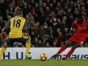 Liverpool - Arsenal: Bùng nổ đại chiến giàu cảm xúc