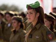 Thế giới - Vẻ đẹp của các bóng hồng Israel trước khi ra chiến trường