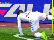"""SAO Serie A ăn mừng kiểu  """" xả bậy """" : Chưa là gì"""