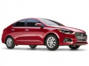 Hyundai Accent thế hệ thứ 5 cải tiến toàn diện