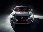 """Honda Civic Type R 2018 hứa hẹn hiệu năng  """" khủng """""""
