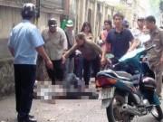 An ninh Xã hội - Bắt nam thanh niên đâm bạn gái rồi tự sát ở Sài Gòn