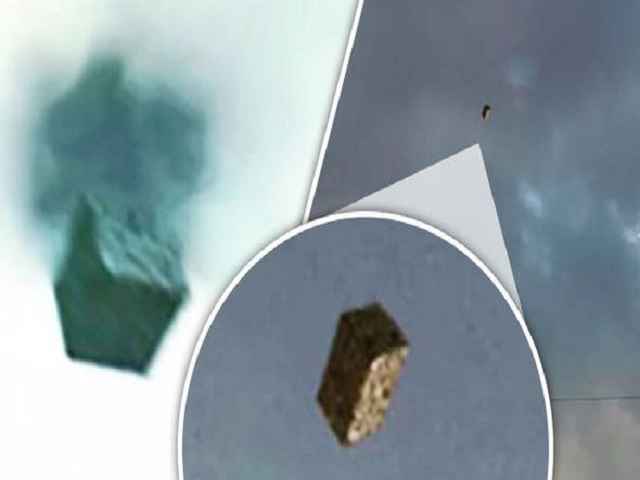 Vòng tròn bí ẩn xuất hiện dưới biển Úc - 1