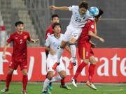 U20 VN: Khổ luyện tại Đức để không đi du lịch ở Hàn Quốc
