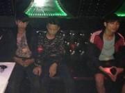 Bắt 5 nam thanh, nữ tú  bay  trong quán karaoke