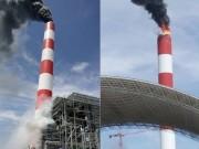 Tin tức trong ngày - Thông tin mới nhất vụ cháy nhà máy nhiệt điện Vĩnh Tân 4