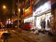 """Tin tức trong ngày - Hiện trường vụ """"xe điên"""" cán 6 người ở Hà Nội"""