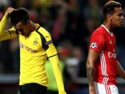 Dortmund - Benfica: Đứng dậy sau cú vấp ngã