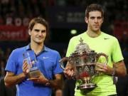 Tin HOT thể thao 8/3: Del Potro mơ tái đấu Federer