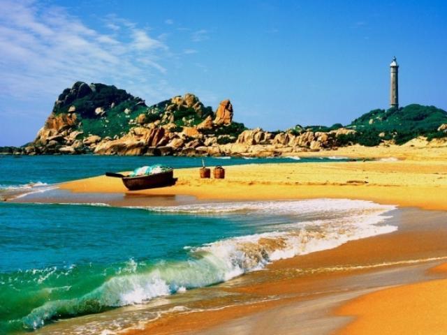 Ngất ngây bãi đá 7 màu ở Bình Thuận - 3