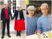 Phát hờn với cặp vợ chồng U70 mặc đồ đôi suốt 37 năm