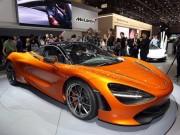 McLaren 720S có giá từ 5,8 tỷ đồng