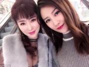 Bạn trẻ - Cuộc sống - Bà mẹ 50 tuổi trẻ đẹp thường bị nhầm là bạn của con gái