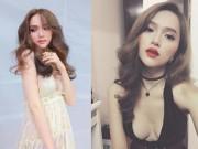 Thời trang - Hương Giang Idol hở quá táo bạo khiến fan phát sốt