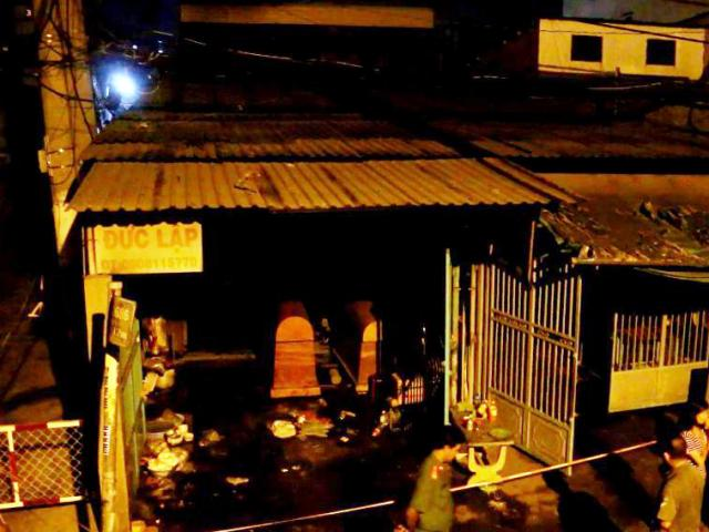Thương tâm: Cháy nhà trong đêm, 4 người trong gia đình tử vong