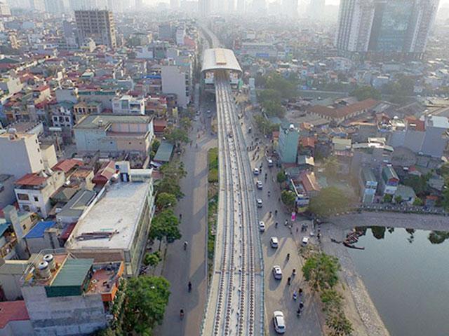 Chậm tiến độ, đường sắt trên cao ngàn tỉ hoá bãi rác lộ thiên - 12