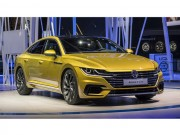 Volkswagen trình làng sedan hạng sang Arteon