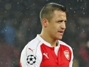 """Bóng đá - Arsenal - Sanchez: """"Gánh đội"""" hay... """"đội gánh"""""""