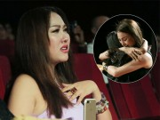 Phi Thanh Vân khóc nức nở xót xa phận làm mẹ đơn thân