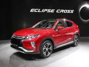 Mitsubishi Eclipse Cross: SUV thể thao mỹ miều