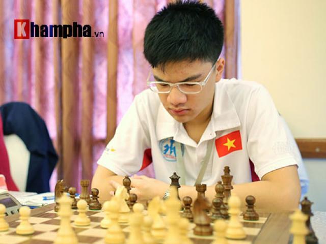 Anh Khôi thắng 9 trận vô địch trẻ thế giới: Hứng khởi tạo địa chấn cờ vua 2