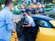 """Ca nhạc - MTV - Siêu xe Cường Đôla và dàn xế """"lóa mắt"""" trong clip nhạc Việt"""