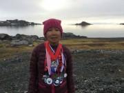 Thế giới - Cụ bà gốc Việt 70 tuổi chạy trên 7 lục địa trong 7 ngày